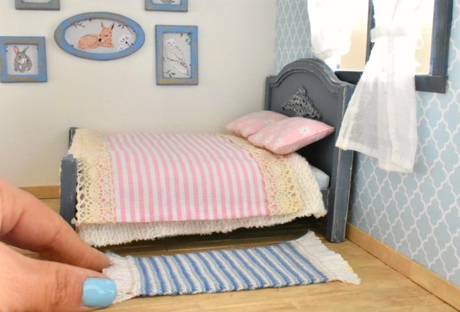 שטיח מיניאטורי חדות 5